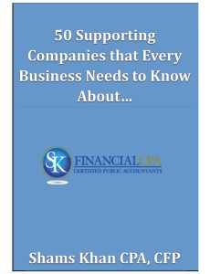 50 Supoorting Companies that Every Business Needs to Know About....