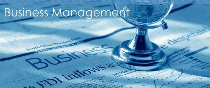 businesds management Broad business knowledge for a wide variety of management responsibilities if you are exploring the opportunity to network with business managers and executives, then a management major is.